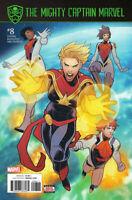 Mighty Captain Marvel #8 Marvel Comic 1st Print 2017 NM