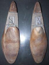 Saks Fifth Ave NY Wood Shoe Tree Stretchers Vintage size 8C