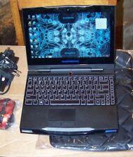 NICE ! Alienware M11x , i-7 INTEL w/ Samsung 256 SSD Very Nice FAST M11x  Laptop