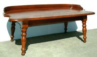 Vintage Mid Century Heywood Wakefield Maple Coffee Table