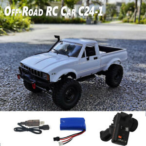 WPL Upgrade C24-1 RC Car 1:16 4WD Radio Control Off-Road Car RTR Toys Xmas Gifts