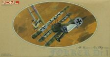 DML Dragon 1:48 Fokker Dr.1 WWI Fighter Plastic Aircraft Model Kit #5901
