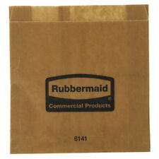 Rubbermaid White Paper Sanitary Napkin Bags For Sanitary Napkin Dispenser