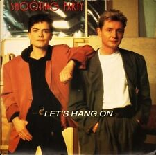 """SHOOTING PARTY let's hang on/show me the way to your heart DOLE 15 7"""" PS EX/EX"""