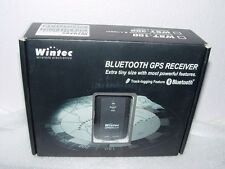 Wintec Bluetooth GPS Receiver Logger & Compass NEW Tiny Size WBT-100-2 LX WBT100