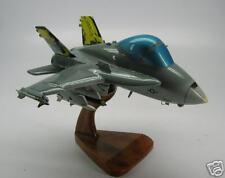 FA-18 Chubby McDonnell Airplane Desk Wood Model Big New