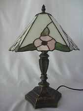 Triangle Leadlight Lamp