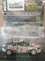 1:24 TOYOTA CELICA TURBO ST185 4WD AURIOL - OCCELLI RALLYE SANREMO 1994 FIA WRC