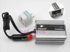 150W Watt DC 12V to AC 220V Auto Car Power Inverter Converter Adapter DOXIN