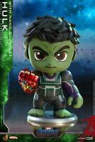 Hot Toys COSB570 Hulk w/ Nano Gauntlet Figure  Avengers Endgame Cosbaby Set