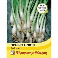 Thompson & Morgan - Vegetables - Spring Onion Performer - 250 Seed