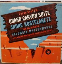 Ferde Grofe's Grand Canyon Suite Andre Kostelanetz ML 4059  012117LLE