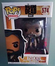 The Walking Dead Ezekiel Funko Pop Figure Serie Tv Amc