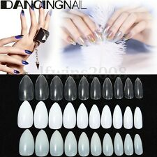 600pcs Faux Ongles Pointe Full Tips Capsules French Acrylique Extension Nail Art