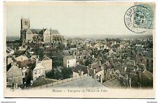 CPA-Carte postale- France -Meaux - Vue prise de l'Hôtel de Ville - 1906 (CP1967)