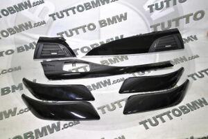 Modanature Listelli interni completi nero lucido BMW Serie 1 F20 F21