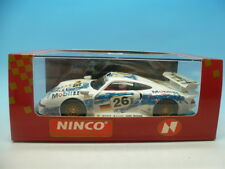 Ninco 50149 Porsche 911 GT1 24h le Mans 96, mint unused ex shop stock
