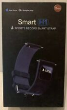 Bluetooth Sports Record Smart Strap, H1 Touchscreen