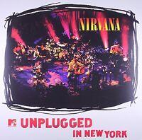 NIRVANA - MTV UNPLUGGED IN NEW YORK  VINYL LP NEU 180 GRAM VINYL REMASTERED +MP3