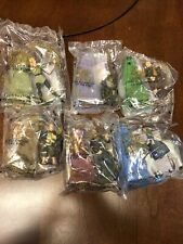 Lord Of The Rings Burger King 2001 Figures Lot Of 6