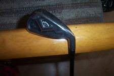 slightly used Callaway FT 6 IRON graphite senior RH  std