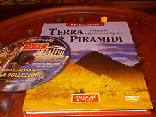 Terra delle Piramidi - I segreti dell'Antico Egitto  Dvd ..... PrimoPrezzo