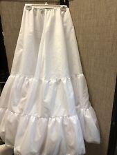 Sweetheart Slips White Petticoat For Wedding Dress
