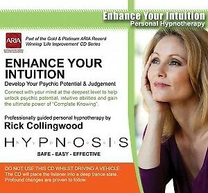 Hypnosis - Enhance Your Intuition (CD) Rick Collingwood