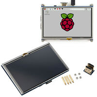 5-inch Resistive Touch Screen LCD Display HDMI for Raspberry Pi XPT2046 VY