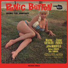 JAYNE MANSFIELD - PANIC BUTTON - ORIGINAL FILM SOUNDTRACK CD - GERMANY IMPORT