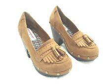 Unionbay Nicolette 318-80-82 Platform Heels Studded Women's Shoes Size 8.5