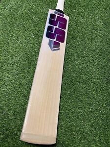 SS Gladiator Grade 1 English Willow Cricket Bat Massive Edges 2.12 weight