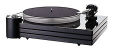 Music Hall MMF9.3 Turntable w/1-piece Carbon-fiber arm/triple-plinth/dust cover