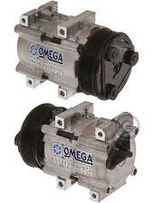 AC Compressor 1999 - 2003 Ford F250 F350 F450 F550 V8 7.3L Turbocharge Diesel