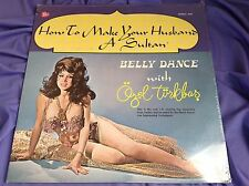 Sealed Sexy Cheesecake LP :  Ozel Turkbas ~ How To Make Your Husband A Sultan