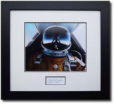SR-71 Blackbird Sled Driver - Skunkworks - Autograph of Pilot Col. Rich Graham