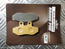 SEMI METAL FRONT BRAKE PADS FOR MH/MOTORHISPANIA RX 50 Super Racing 06-07 F