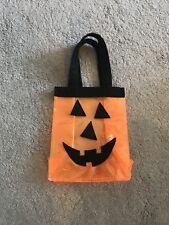 Halloween Pumpkin Trick Or Treat Sweets/candy Bag