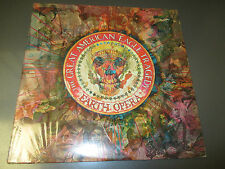 1969 Earth Opera ‎– The Great American Eagle Tragedy LP reissue EX/VG+ Shrink