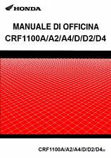 Manuale Officina Honda CRF 1100 Africa Twin 2020 2021 [ITA]