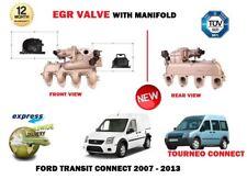 Para Ford Tourneo Transit Conectar 1.8 TDCi 2007-2013 Nuevo Válvula Egr + Colector