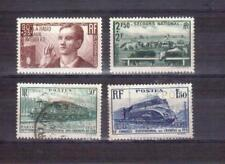 FRANCE 1937-39 selection top row mint