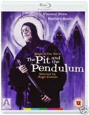 The Pit and the Pendulum [1961] (Blu-ray)~~~~Vincent Price~~~~NEW & SEALED