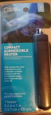 NATIONAL GEOGRAPHIC 10W AQUARIUM HEATER COMPACT SUBMERSIBLE MARINE OR FRESHWATER