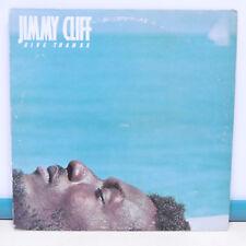"""33T Jimmy CLIFF Vinyl LP 12"""" GIVE THANKX - BONGO MAN - FOOTPRINTS - WB 56558"""