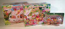 Takara Tomy Koeda-Chan Rabbit Bus Happy Burger Shop Potato Chan Shake Chan Dolls