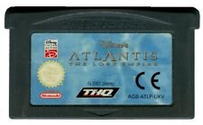 DISNEY'S ATLANTIS THE LOST EMPIRE  NINTENDO GAMEBOY ADVANCE CARTRIDGE ONLY