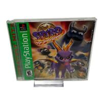 SPYRO Year of the Dragon PlayStation 1, PS1 COMPLETE TESTED WORKS