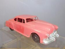 VINTAGE MARX FRICTION  MODEL OF A FIRE CHIEF CAR ?