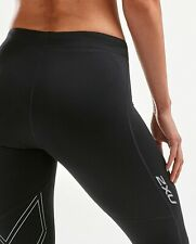 2XU Women's Compression 3/4 Sports Running Gym Tights Size XS